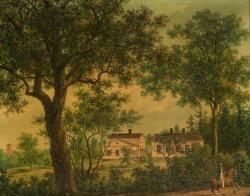 Vilan och det Götiska tornet av Johan Fredrik Julin